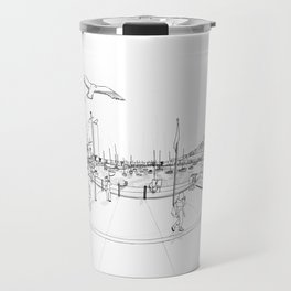 Brixham Travel Mug