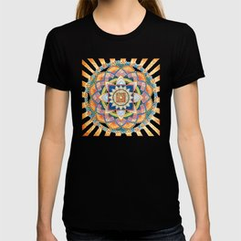 Radiant Light Beams T-shirt