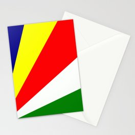Flag of Seychelles Stationery Cards