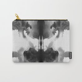 Form Ink Blot No. 9 Carry-All Pouch
