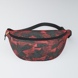 Ravens and Crows Fanny Pack