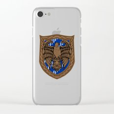 HP Ravenclaw House Crest Clear iPhone Case