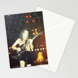 Angus Young Stationery Cards