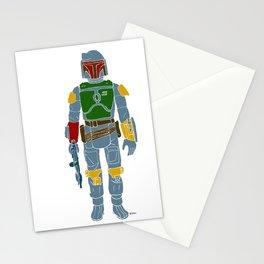 My Favorite Toy - Boba Fett Stationery Cards