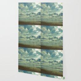 Empty beach Wallpaper
