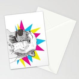 Polar Bear Confidence Stationery Cards