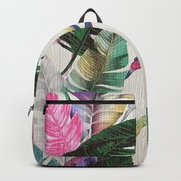 TROPICAL PLANTS1 Backpack