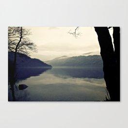 Still Life Loch Canvas Print
