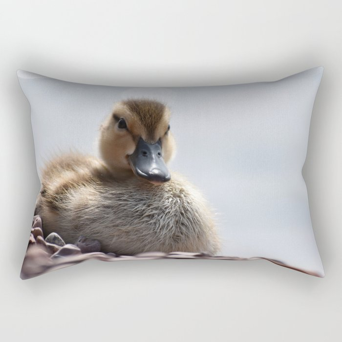 Duckling Rectangular Pillow