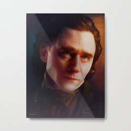 Sir Thomas Sharpe Metal Print