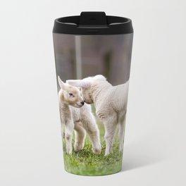 lamb Metal Travel Mug
