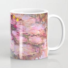 Water Lilies monet 1917 enhanced Coffee Mug