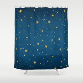 Combined Shower Curtain