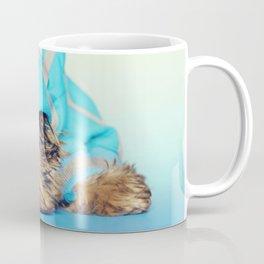 Lazy Yorkshire Terrier Coffee Mug