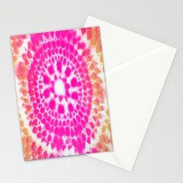 Scale Mandala 4 Stationery Cards