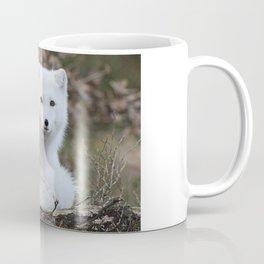 Polar Fox by Anne Elisabeth Coffee Mug