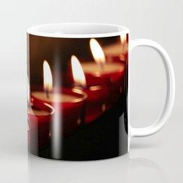 Tea lights Coffee Mug