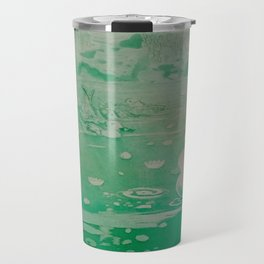 MoonSea Fantasy lightgreen Travel Mug