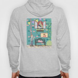 TWAU - Bigby and Snow Hoody