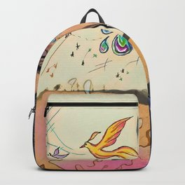Ocean Eyes Backpack