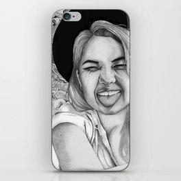 Debby Ryan iPhone Skin