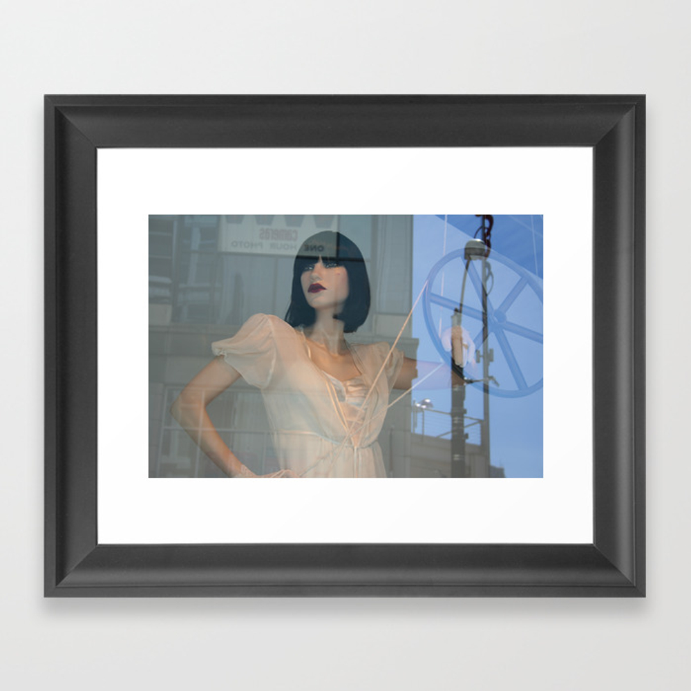 One Hour Photo. Framed Art Print by Mylakent FRM8825545