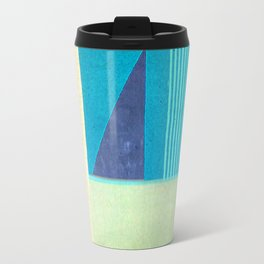 Solitaire du Figaro (blue) Travel Mug
