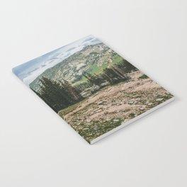 Wasatch Mountains, Utah Notebook