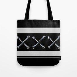 XXX Bones Traditional Tattoo Tote Bag
