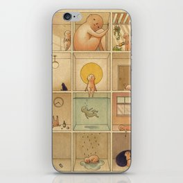 Rooms iPhone Skin