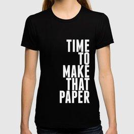 Make That Paper T-shirt