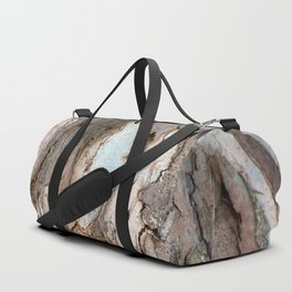 Eucalyptus Tree Bark 8 Duffle Bag