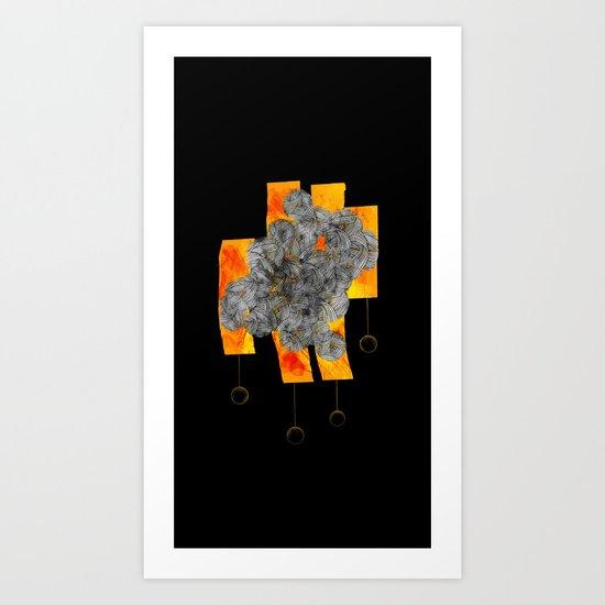 Original mix Art Print