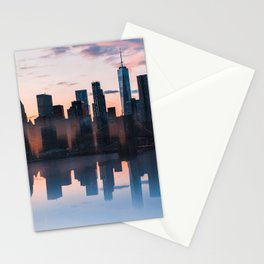 Downtown Reflections Stationery Cards