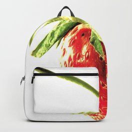 Strawberry Trio Backpack