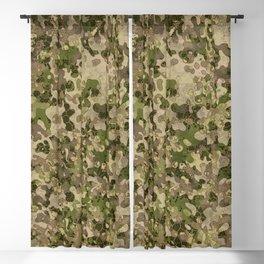 Woodlands Camo Blackout Curtain