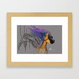 Kiara 2020 Framed Art Print