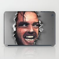 fear iPad Cases featuring Fear. by Emiliano Morciano (Ateyo)
