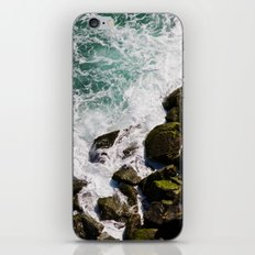Sea and Rocks iPhone & iPod Skin