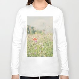 wild flowers ... Long Sleeve T-shirt