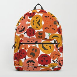 Colorful pumpkins Backpack