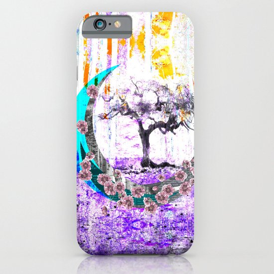 MOONLET TREE iPhone & iPod Case