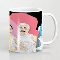 hunting Mugs featuring Hunting shades  by Tropidarks