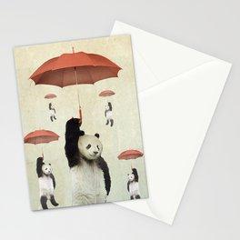 Pandachutes Stationery Cards