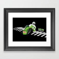 Kawasaki  Framed Art Print