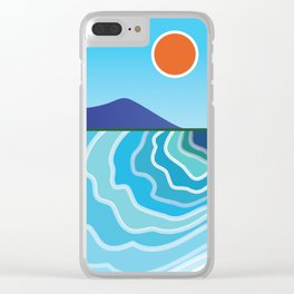 Diamond Head Clear iPhone Case