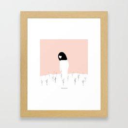 Blancanieves Framed Art Print