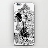 lolita iPhone & iPod Skins featuring Lolita by ibodibod