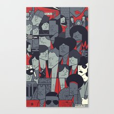 The Warriors Canvas Print