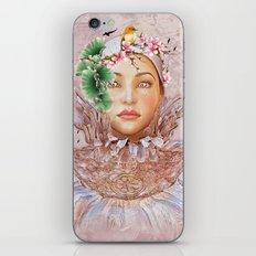 Broken Wings iPhone & iPod Skin